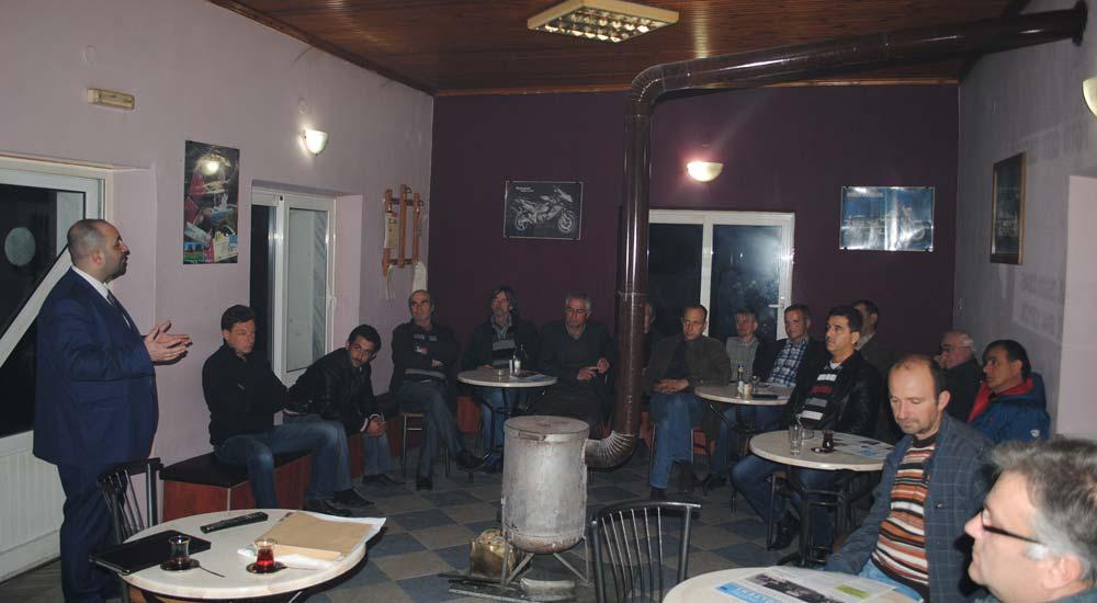 İmza Kampanyası Payamlar ve Hacıköy'de Tanıtıldı