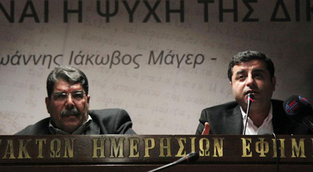 """Atina'da Teröristlerin """"Kahramanlaştırıldığı"""" Konferans"""