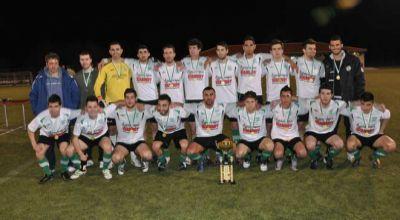 Kozlukebir takımını yenen Elpides Şapçı Rodop kupasının sahibi oldu