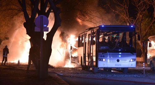 Anavatanımızın kalbinde hain saldırı: 28 kişi hayatını kaybetti