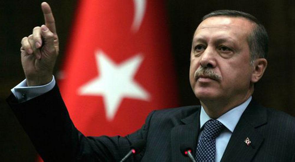 Erdoğan, Katliamın Ardından Düşmanlara Rest Çekti