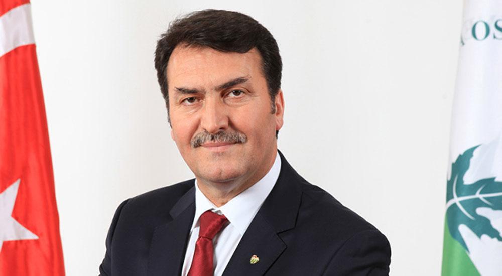 Hemşerimiz Mustafa Dündar Türkiye'nin en başarılı üçüncü Belediye Başkanı oldu