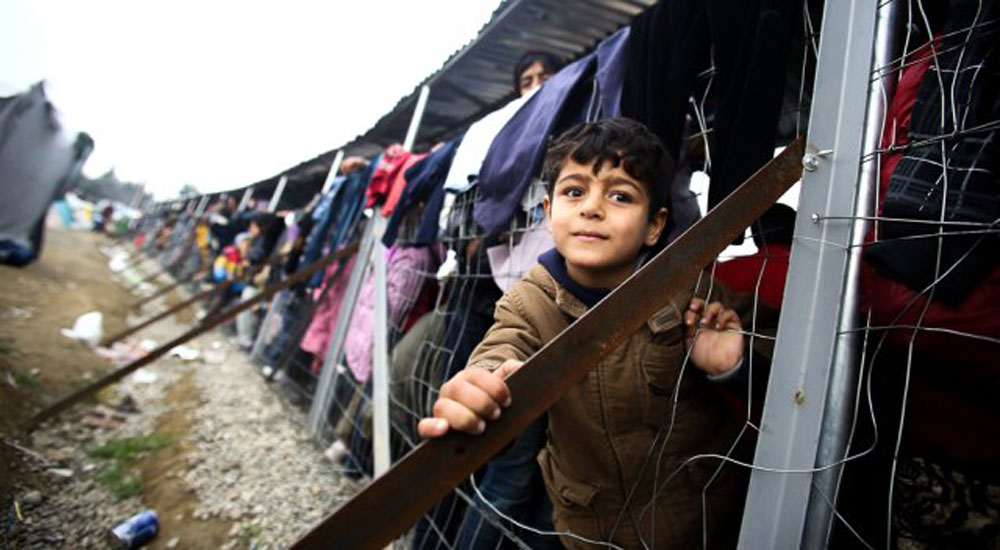 AB'den Yunanistan'a Mülteci Desteği