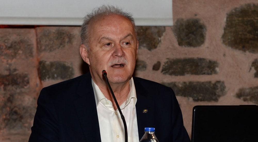 Prof. Pasiç Osmanlı Mimarisini Anlattı
