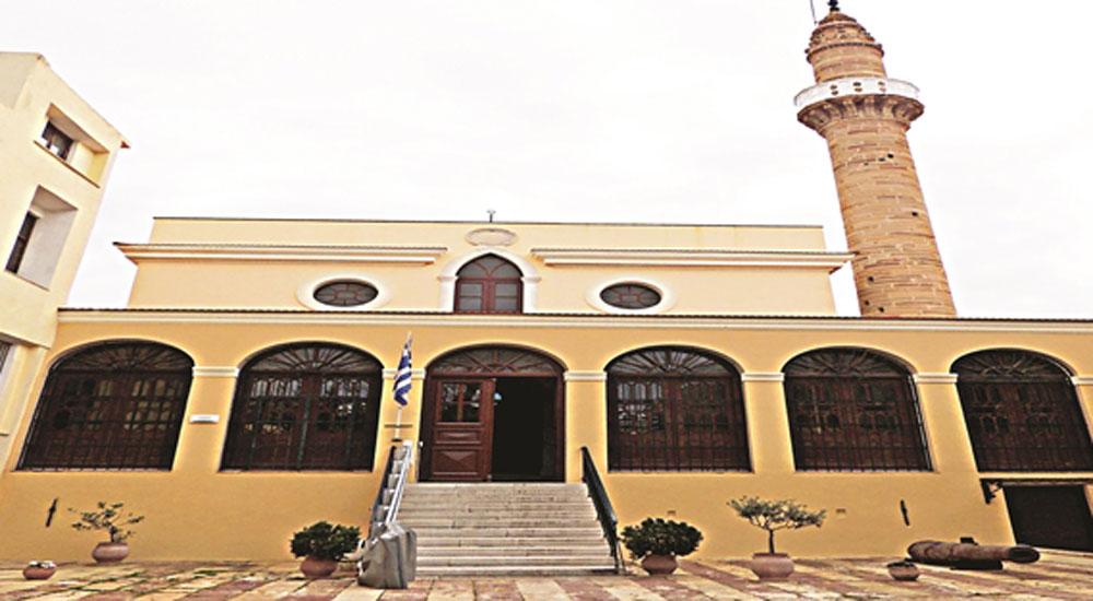 Camiyi Bizans Müzesi Yaptılar