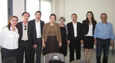 İskeçe İli SÖPA Mezunu Öğretmenler Derneği'nden Eğitim ve Dinişleri Bakanlığına ziyaret
