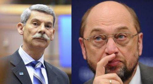Avrupa Parlamentosunda Türklere hakaret eden Yunan vekil salondan atıldı