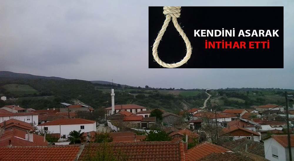 İntihar haberi bu kez Domruköy'den geldi