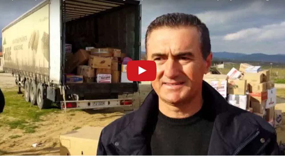 Öğretmenler Suriyeli Göçmenler İçin Yardım Kampanyası Düzenledi (VİDEO)