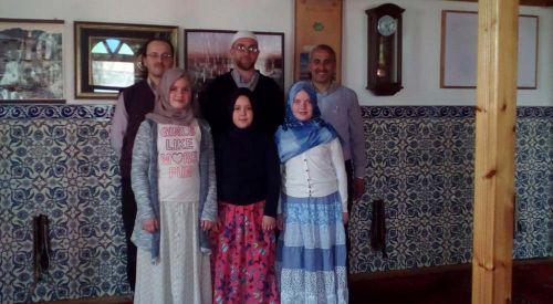 Harmanlık Kur'an Kursu'nda Sınav Heyecanı Yaşandı