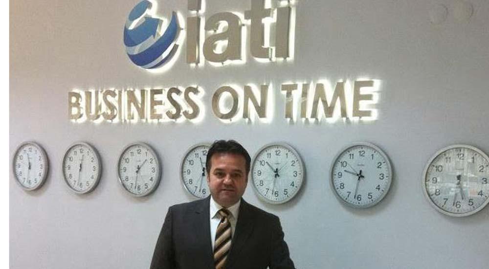 Salmanlılı Rıdvan Murteza IATI GMBH Hamburg Şirketinde Genel Müdür Oldu