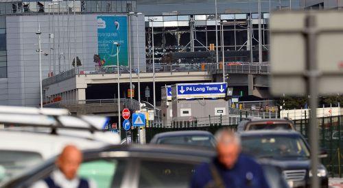 Avrupa Brüksel'deki terör saldırılarıyla sarsıldı