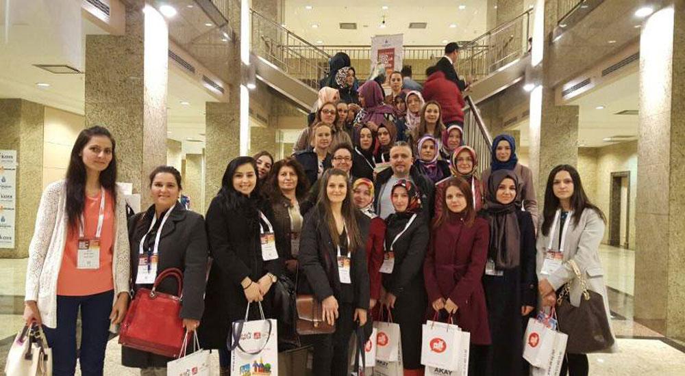 Batı Trakyalı öğretmenler İstanbul'da kongreye katıldı