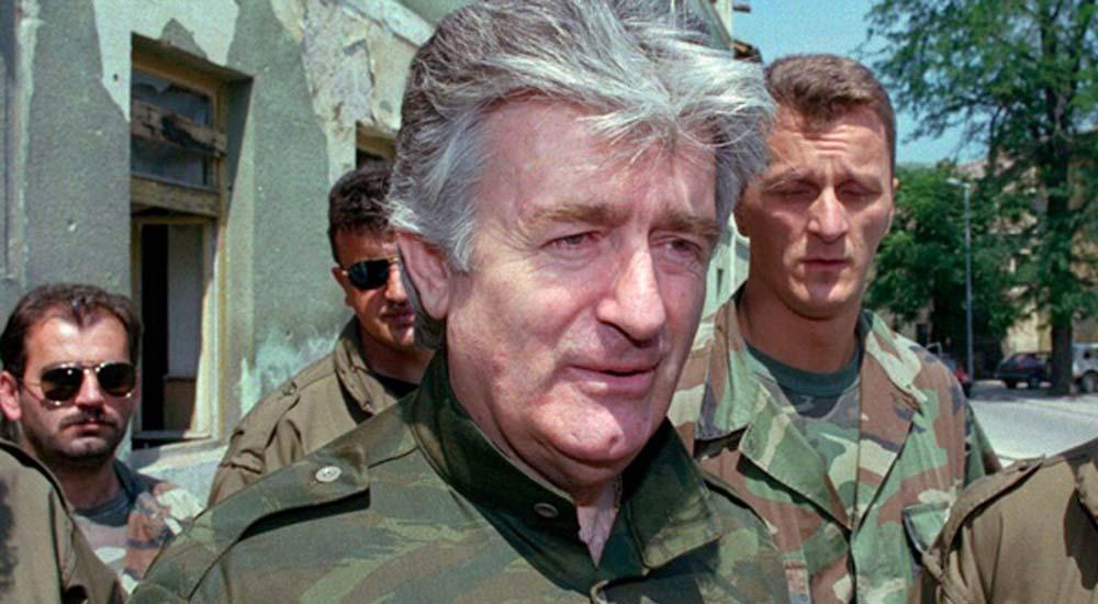"""Bosna Kasabı"" Radovan Karadzic'e 40 yıl hapis"