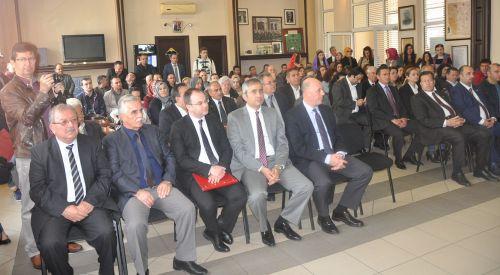 Büyükleçi Uras Türk Azınlık Kurumlarını Ziyaret Etti