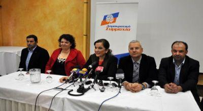 Dora Bakoyani Rodop Milletvekili adaylarını açıkladı