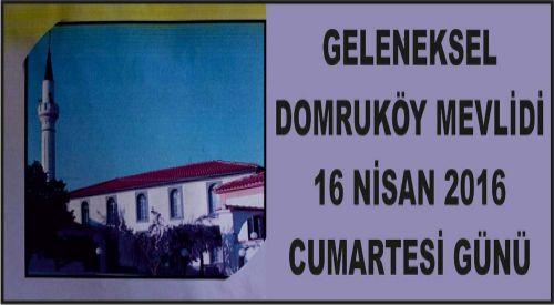 Binlerce soydaş Domruköy'de buluşacak