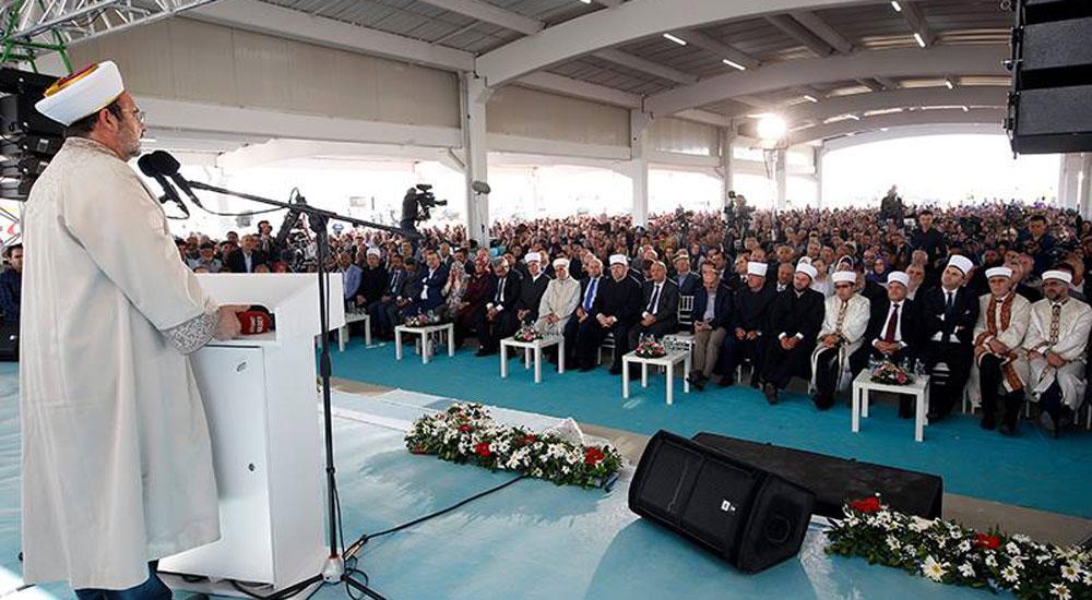 Kutlu Doğum Balkanları İpsala'da Buluşturdu