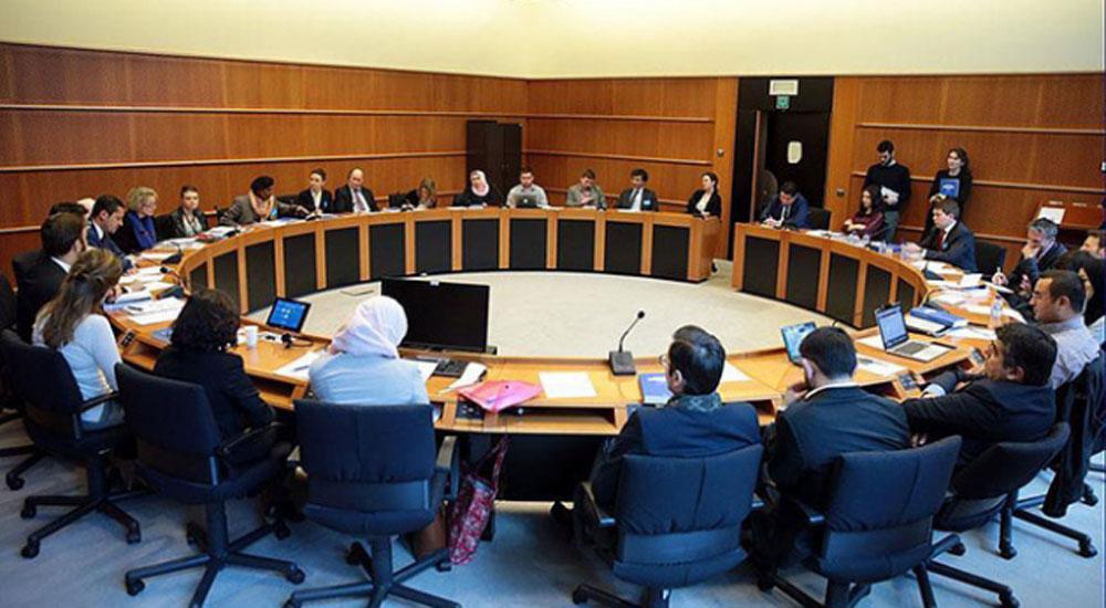 "AP'de ""2015 Avrupa İslamofobi Raporu"" Paneli"