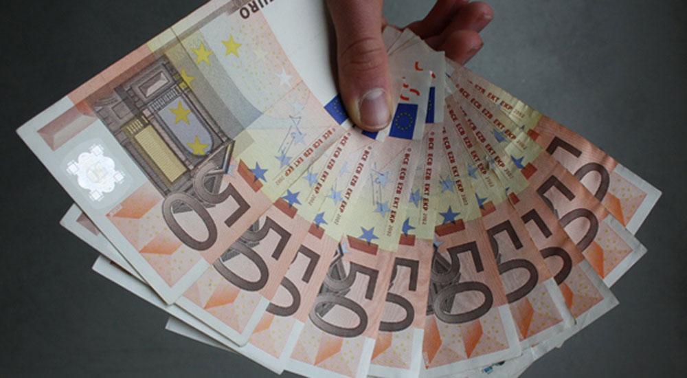Almanya'da Sahte Para Kalpazanlığında Büyük Artış