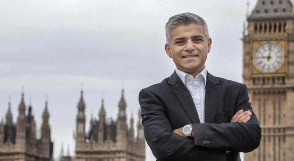 Londra'ya Müslüman Belediye Başkanı Seçildi