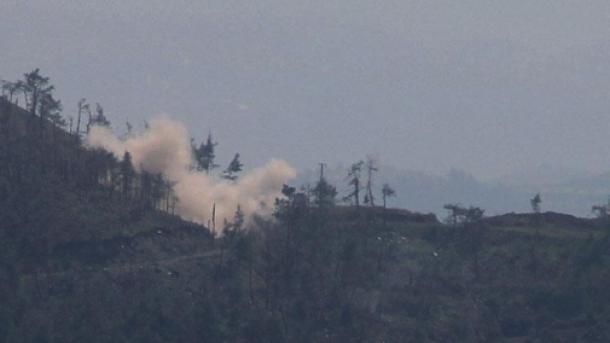 Θάνατο σκορπά Ο Ασαντ στο Τουρκμενταγι