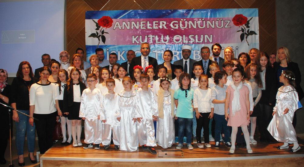 İskeçe Türk Birliği'nden Anneler Günü Kutlaması