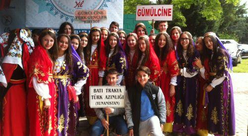 GTGB Makedonya'da Hıdrellez Şenliklerine Katıldı