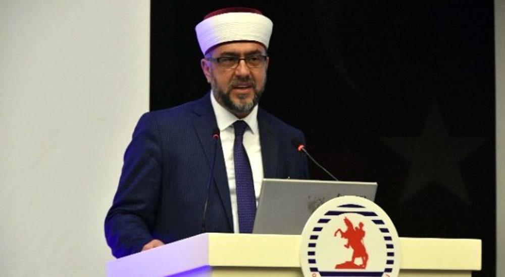 """Ahmet Mete """"Batı Trakya'da Müslüman Türk Kimliği"""" Konulu Konferansta Konuştu"""