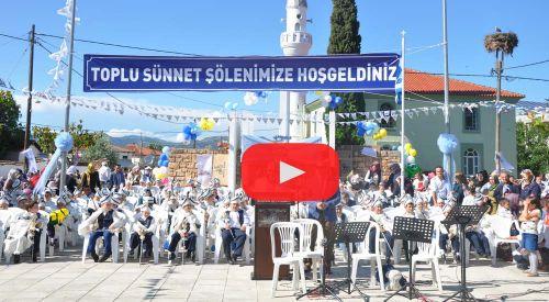 Batı Trakya'da Toplu Sünnet Şöleni 2016 (VİDEO)