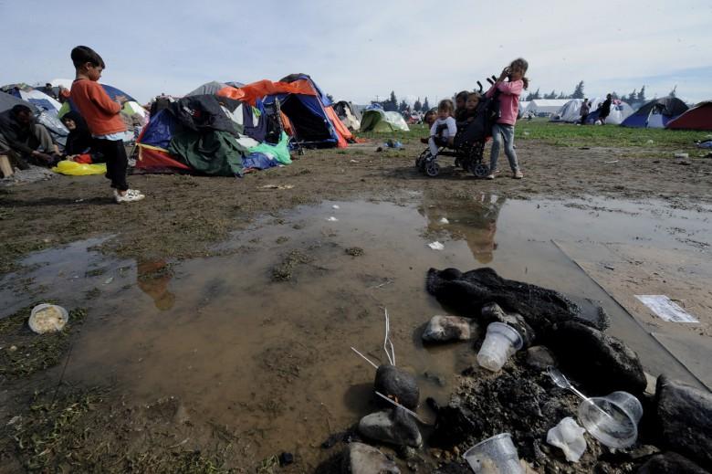 AP Milletvekilleri İdomeni'deki Koşulların İnsani Olmadığı Söyledi