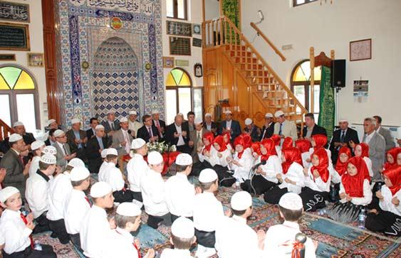İskeçe'de hatim törenlerinin tarihleri belli oldu
