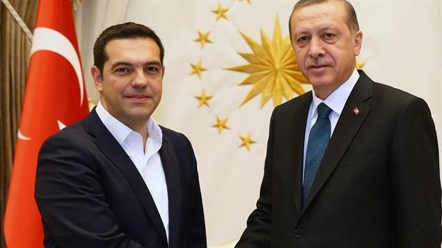 Çipras 23 Mayıs'ta Erdoğan ile Görüşecek