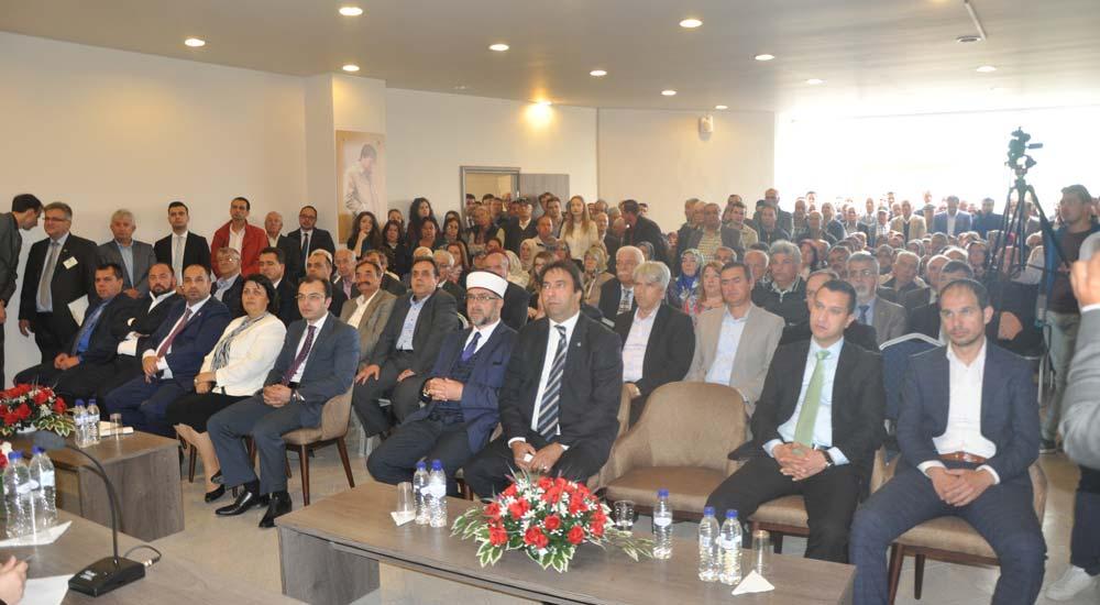 DEB Partisi bir dönem daha Mustafa Ali Çavuş'a emanet