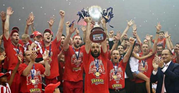 Basketbolun Şampiyonu Olympiakos