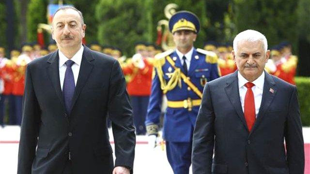 """Aliyev: """"Soykırım Kararını Kınıyoruz... Türkiye'nin Yanındayız"""""""