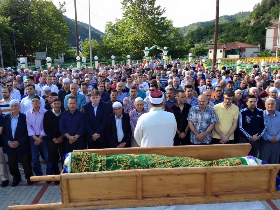 Cevdet Ali Hoca Son Yolculuğuna Uğurlandı