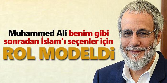 Yusuf İslam: Muhammed Ali sonradan İslam'ı seçenler için rol modeldi