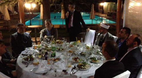 Başkonsolos Akıncı Türk Azınlık Temsilcileriyle İftar Sofrasında Buluştu