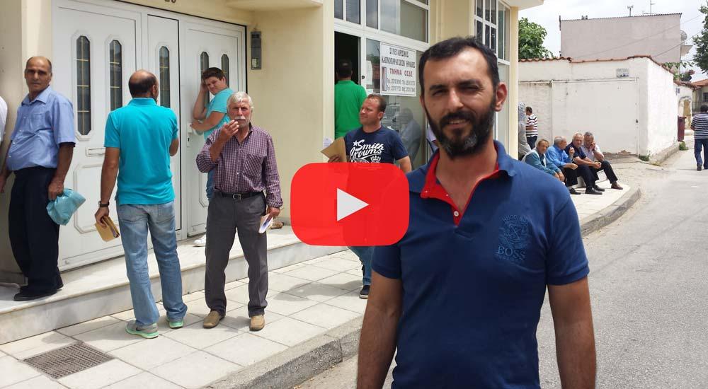 Tarkan Multaza tarım beyanları hakkında konuştu (VİDEO)