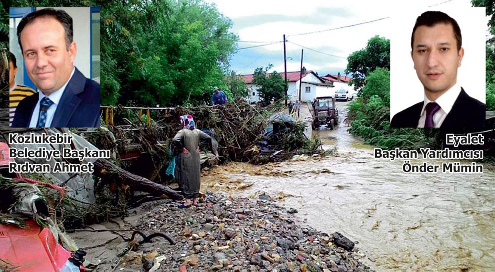 Azınlık Mensubu Yetkililer Sel Felaketi ile İlgili Açıklamalarda Bulundular