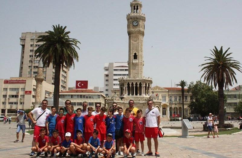 İskeçe Spor Birliği, İzmir Çocuk Futbolu Festivali'nde