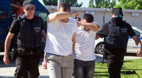 Yunanistan'a kaçan 8 vatan haini savcı karşısına çıktı