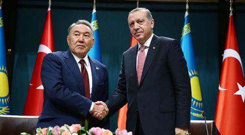 """""""Türkiye'ye düşman olan bize de düşmandır"""""""