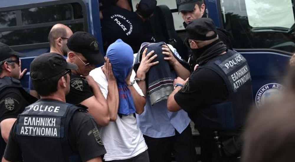 Στο Υπουργείο Δικαιοσύνης η αίτηση για την έκδοση των 8 Τούρκων τρομοκρατών