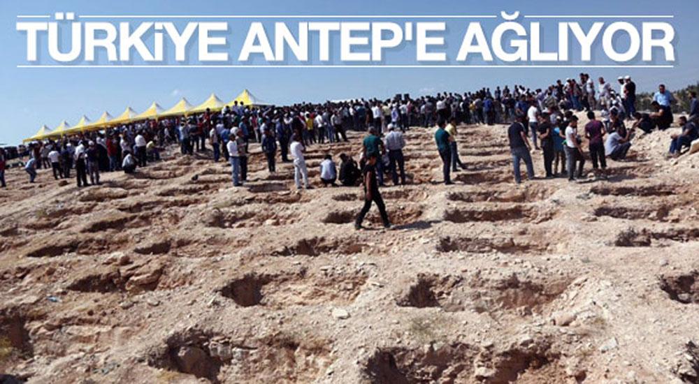 Anavatan Türkiye'de terör saldırısı: Onlarca şehit ve yaralı var