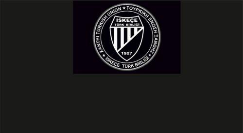 İskeçe Türk Birliği'nden Kınama ve Başsağlığı