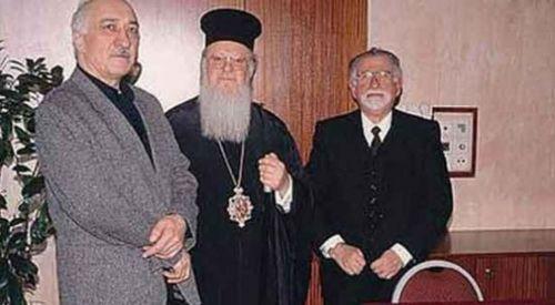 """""""Türkiye'deki darbeyi CIA, Gülen ve Rum Ortodoks Patrikhanesi gerçekleştirdi"""""""