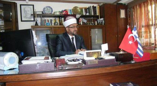 İskeçe Müftüsü Ahmet Mete'den FETÖ açıklaması