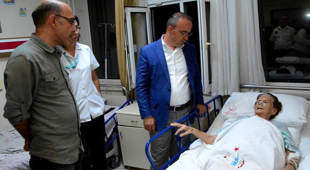 'Türklerden gördüğümüz ilgiyi Rumlardan görmedik'